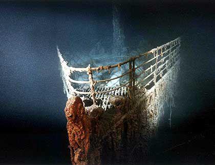 """Экспозиция """"Титаник. Корабль мечты"""""""