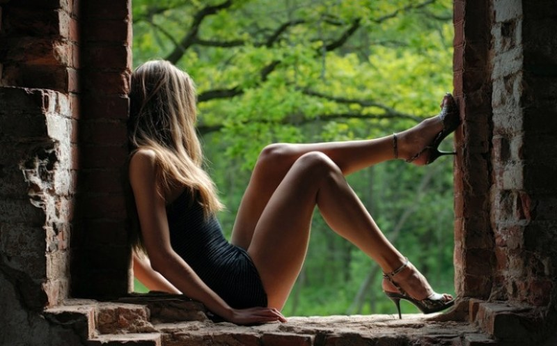 Как визуально удлинить ноги и выглядеть стройнее