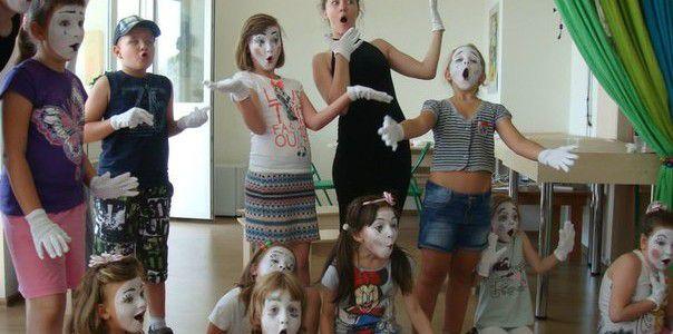 Искусство пантомимы для всей семьи