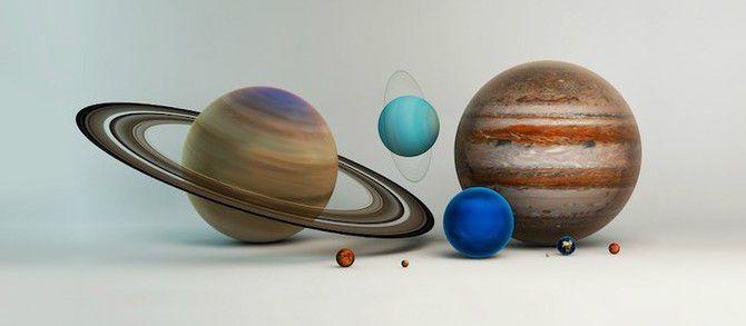 Музыкальный парад планет