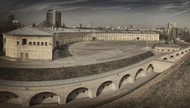 Затерянная Киевская крепость. С посещением музея-тюрьмы