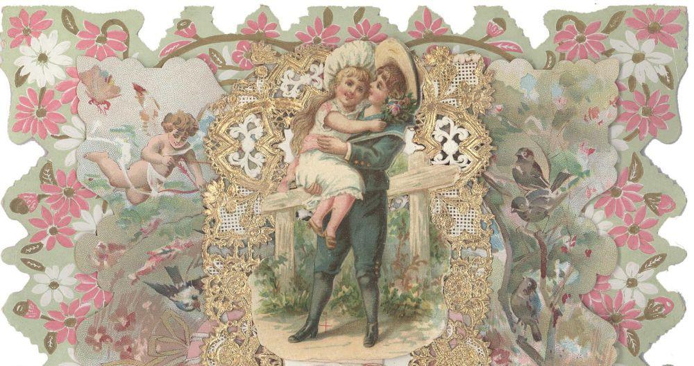 Женский бизнес на валентинках - феномен столетия