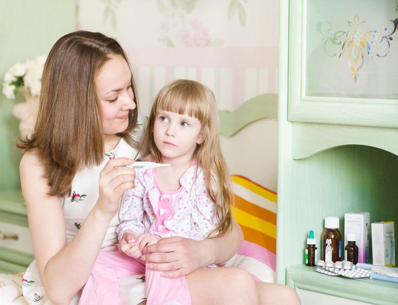 Болезни деток, как реакции на стресс