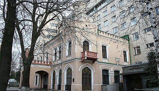 """Экскурсия """"Киевские замки"""""""