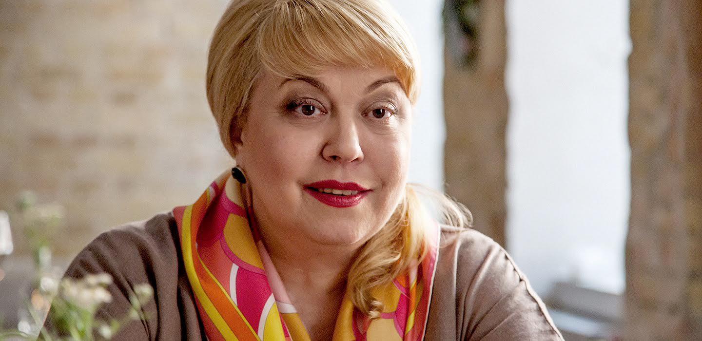 WoMo-портрет: Лилия Млинарич