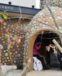 В Японии открылся кондитерский магазин только для детей