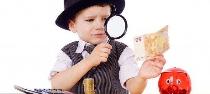 финансовая грамотность для детей до 5 лет