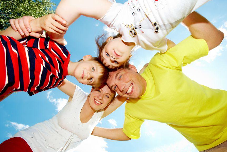 Как семью превратить в команду