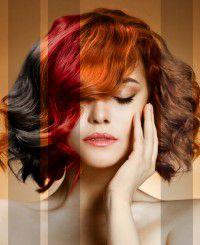 Волосы согласно моде
