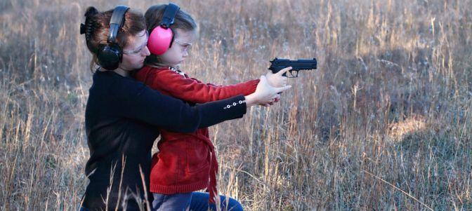 Оружейной культуре нужно обучать с детства