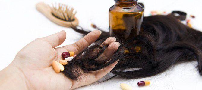 5 процедур для волос