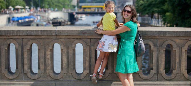 Материнство в Германии