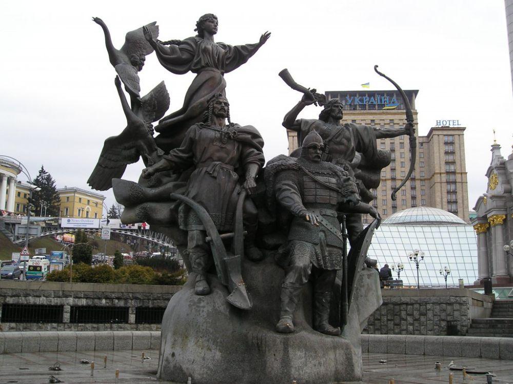 легенды киева