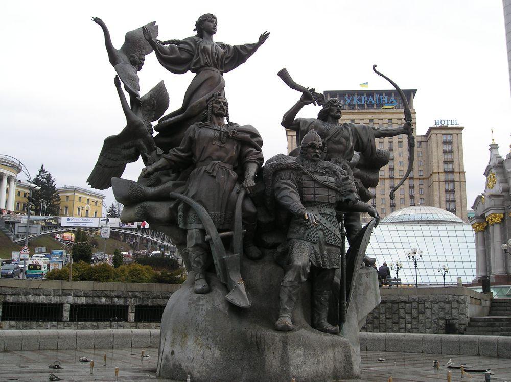 Прогулка с детьми по сказочному Киеву