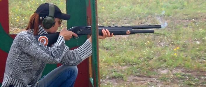 Научу стрелять, но не глазками