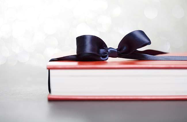 5 книг в подарок женщине