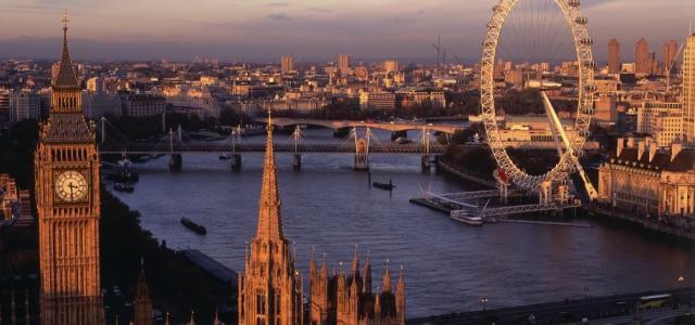 8 идей для прогулок с ребенком по Лондону