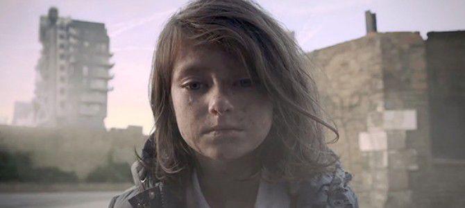 Одна секунда в день, или Как война отражается на детях (видео)
