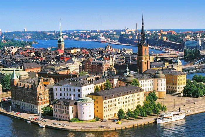 10 поводов посетить Стокгольм с детьми