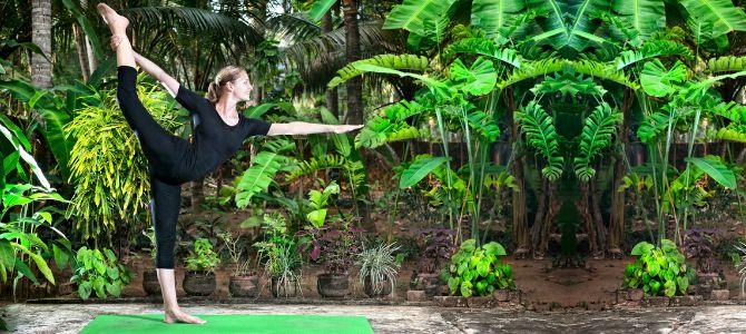 Самостоятельная практика йоги