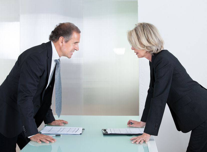 Всем не угодишь или ошибки женщин-руководителей