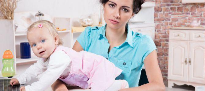 Заблуждения современных деловых мам