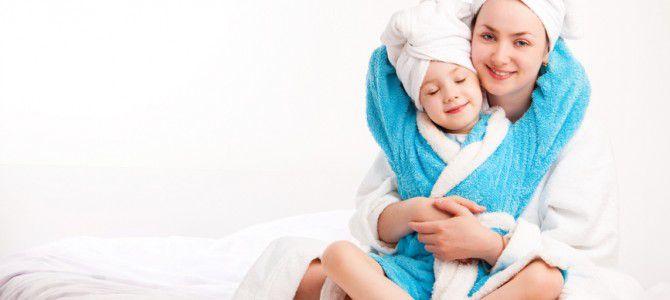 Что мать должна рассказать дочери о ее теле