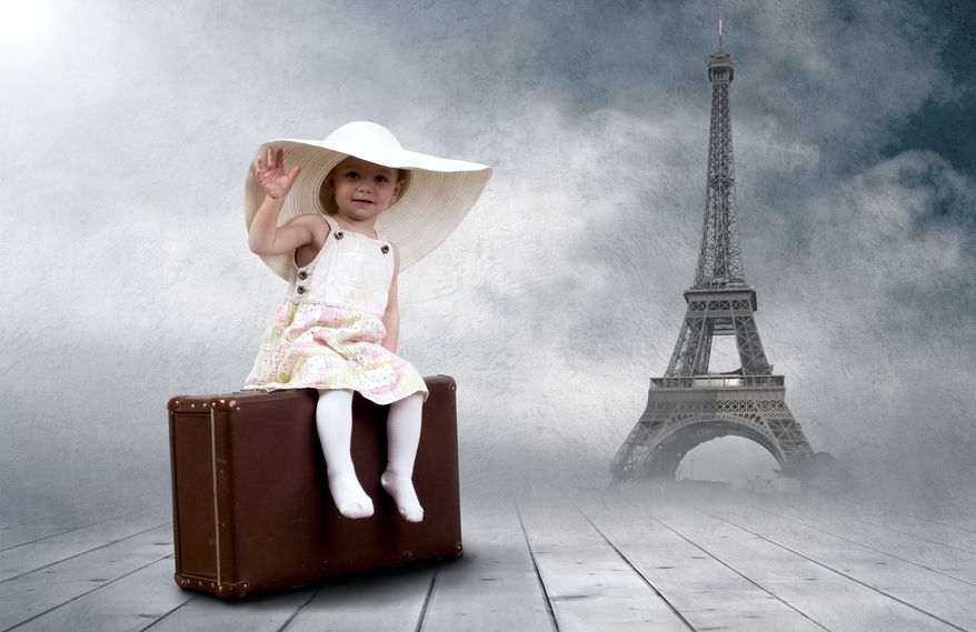 Тонкости путешествий с детьми