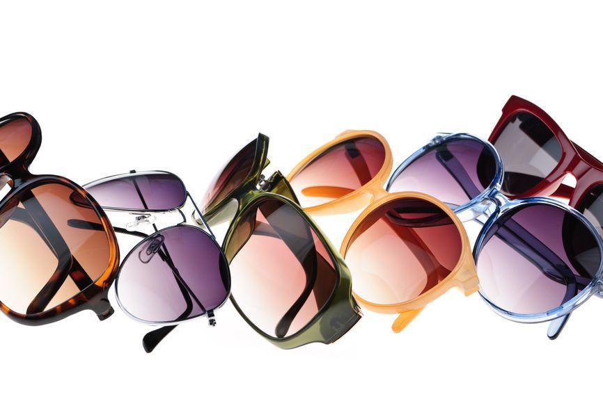 Модные очки весна-лето 2014