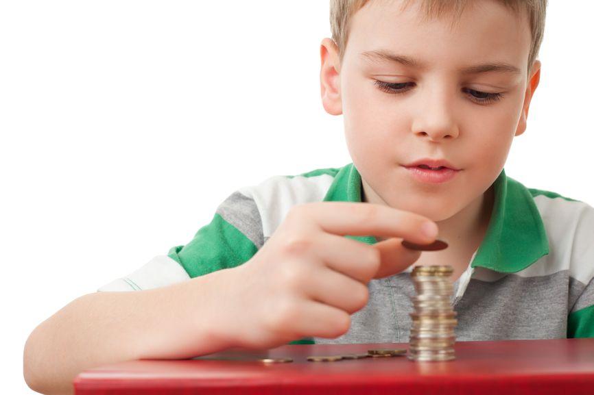 Обучение детей финансовой грамотности по возрастам: 6-8 лет. Игры 1ч.