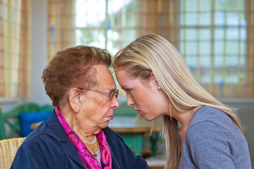 Как делать замечания бабушкам