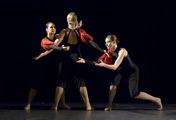 IV Международный фестиваль танцевального театра «Зеленка»