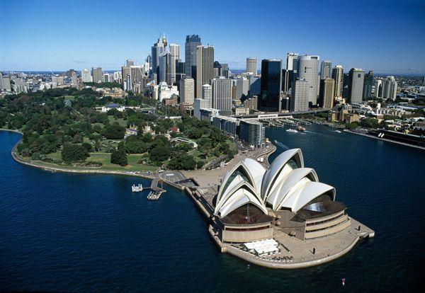 Австралия и Новая Зеландия. Стажировки. Образование высшее и среднее, языковые курсы, иммиграция