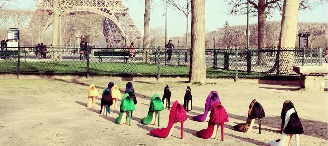 Туфли как проявление индивидуальности
