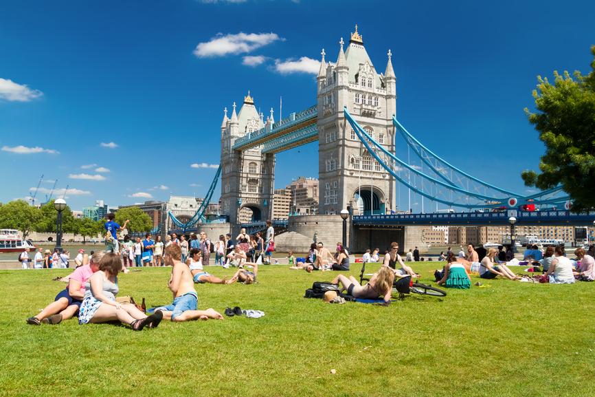 В Лондон с ребенком: что обязательно нужно увидеть