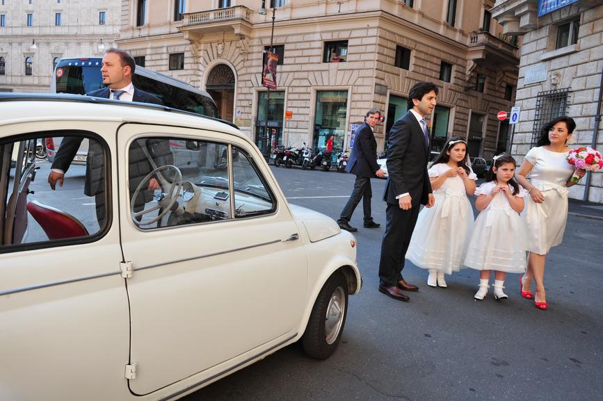 Итальянские приключения с ребенком. Часть 1