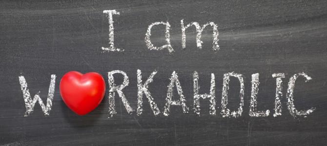 Почему трудоголизм стоит попробовать