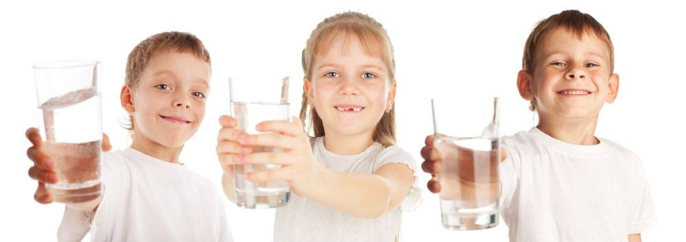 Что пить и сколько пить ребенку?