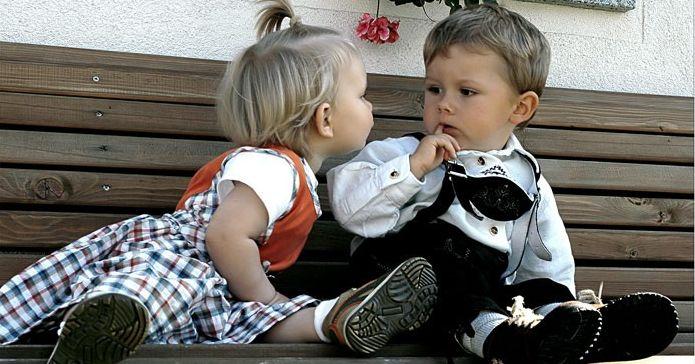 Научить ребенка дружить
