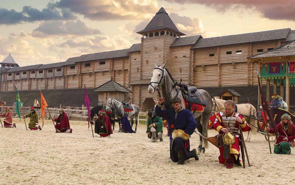 День древнего Киева