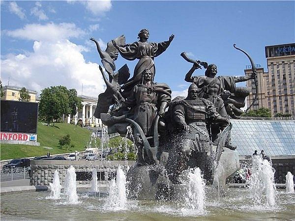 """Экскурсия """"История самых известных киевских фонтанов"""""""