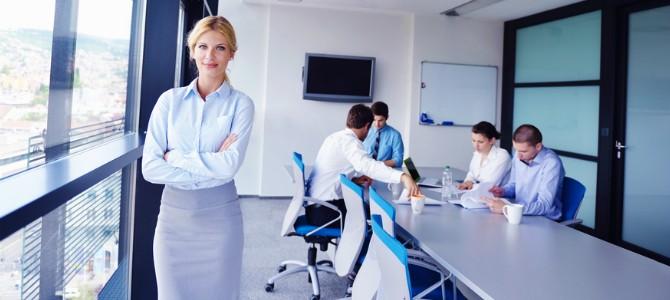 Почему женщины — прирожденные руководители