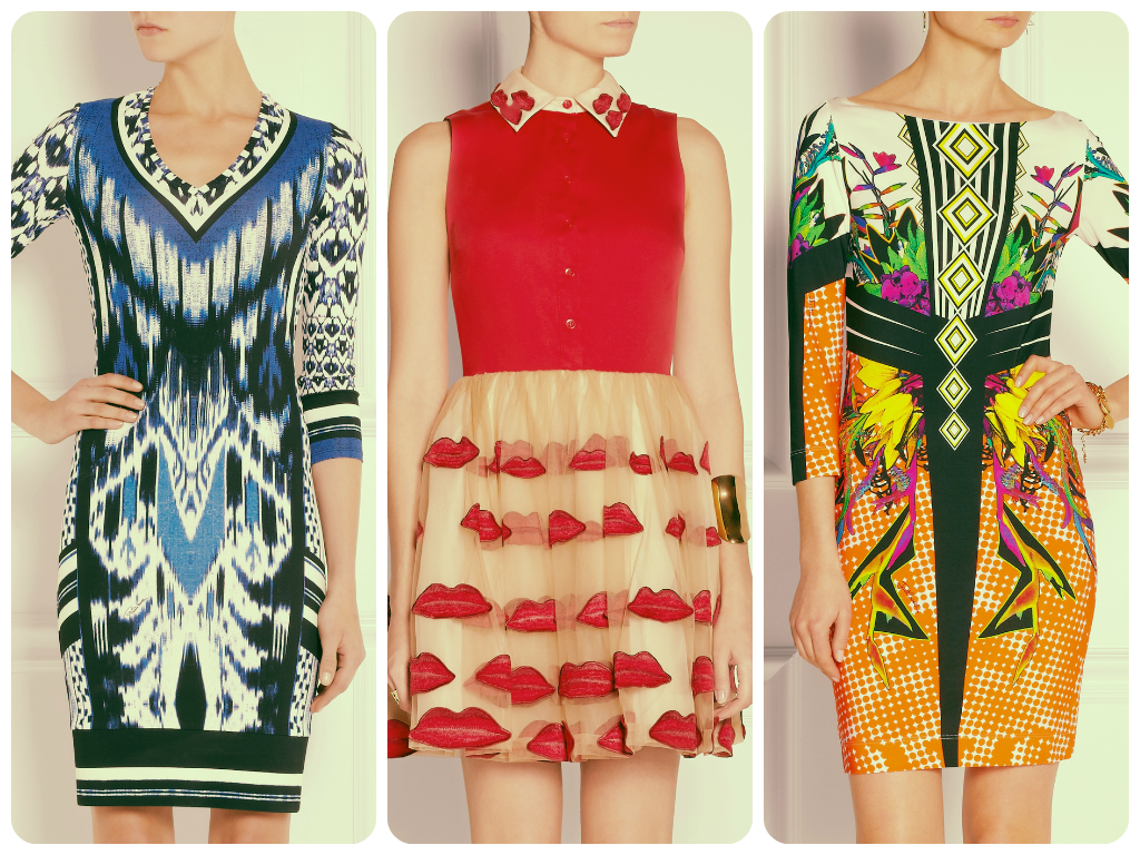 Арт-платье — обязательный атрибут летнего гардероба