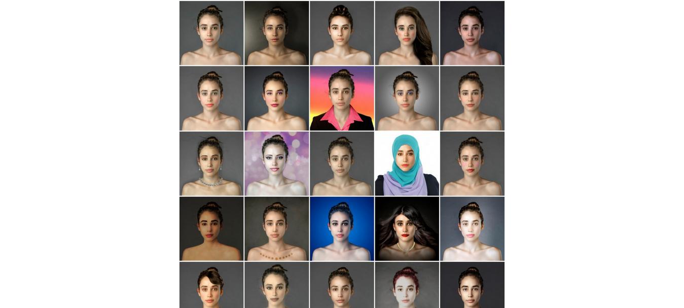 Фотопроект: Стандарты красоты в 25 странах