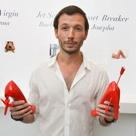 "Melissa Pop Up Miami Presents ""12 Shoes for 12 Lovers"" by Sebastian Errazuriz"