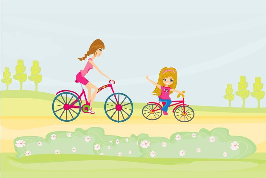 План воспитания девочек (от 3 до 6 лет)