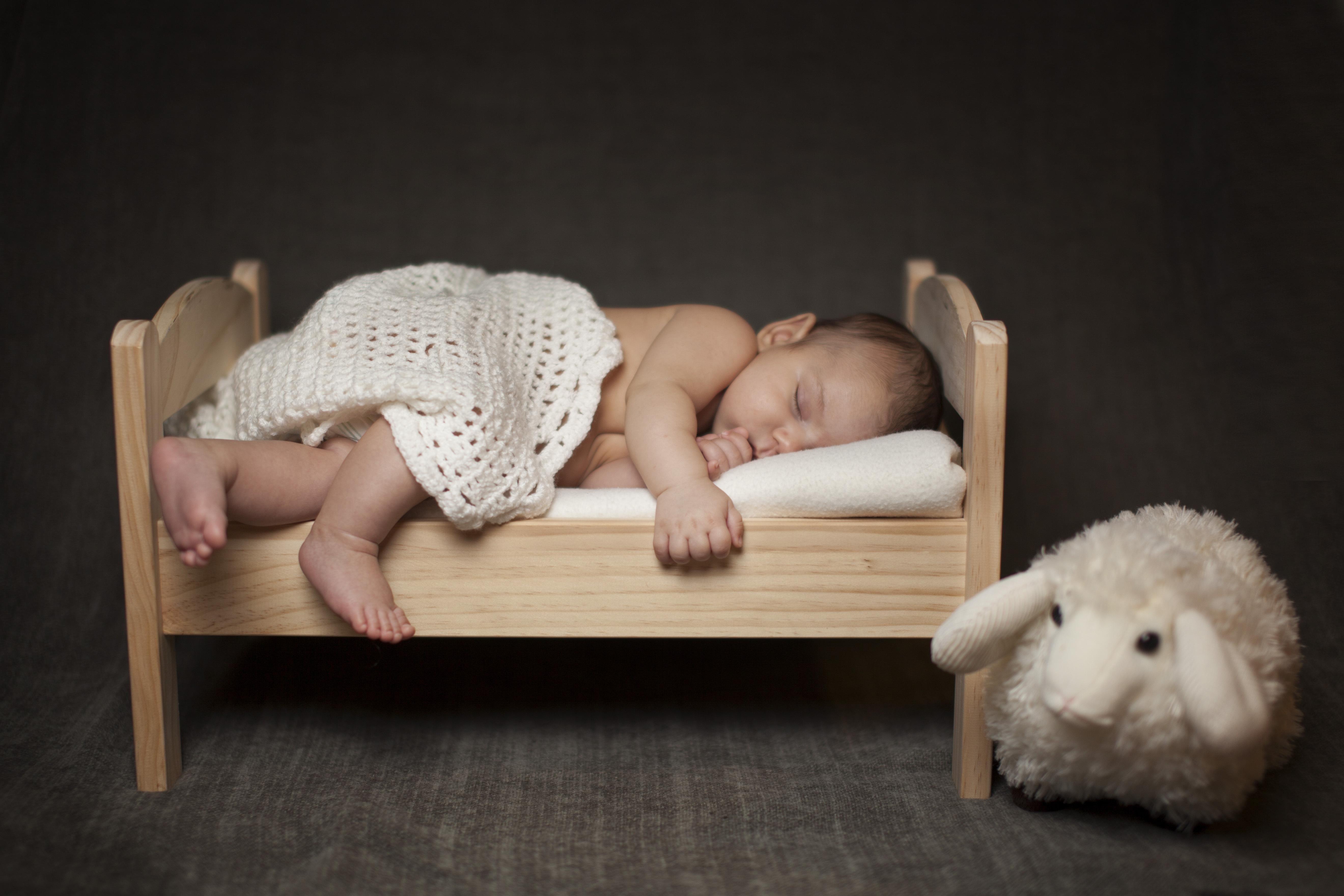 Методика контролируемого плача - засыпаем без слез
