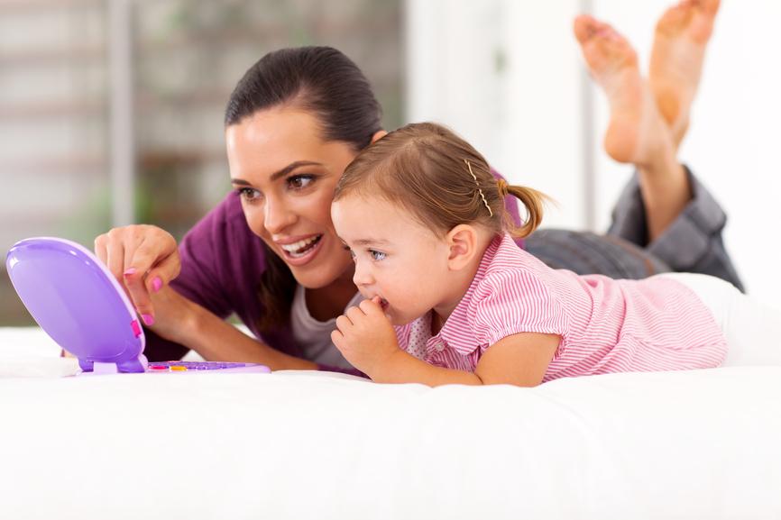 Как правильно играть с ребенком?