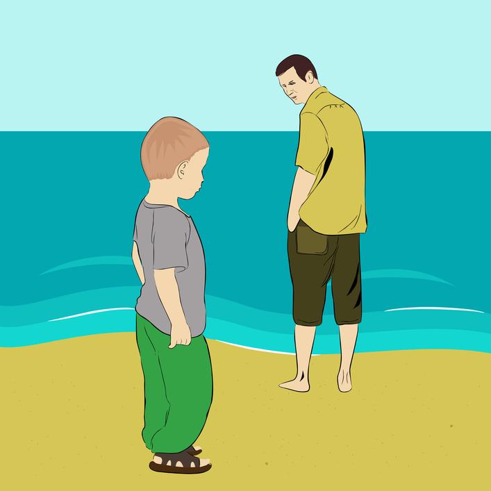 4 способа, как ребенку прекратить беседу с незнакомцем