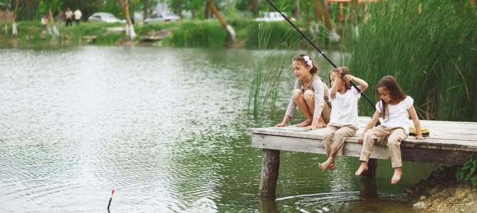 Семейная рыбалка в Карпатах, или Проверка на профпригодность